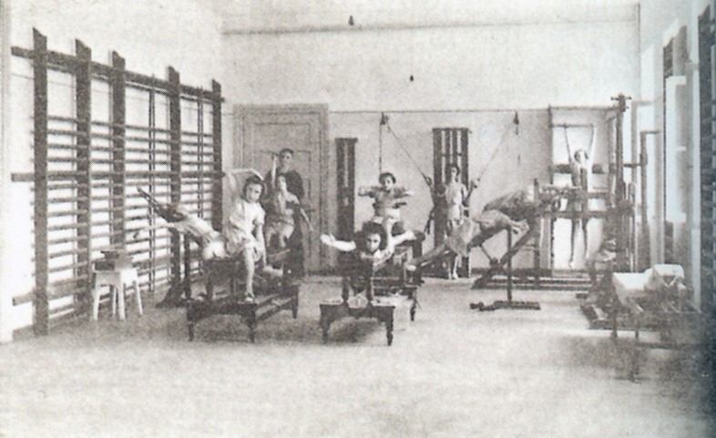 orthopediki gymnastiki 1935